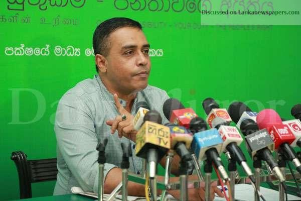 Sri Lanka News for UNP ready to form Govt: Indunil