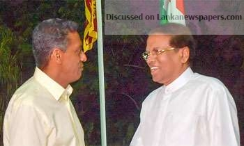 Sri Lanka News for Seychelles President requests military training from SL