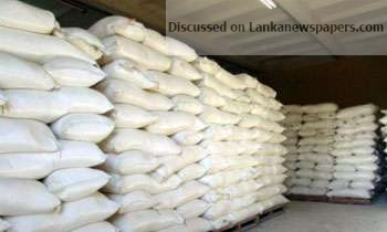 Sri Lanka News for President grants Rs.14 Customs Tax to release sugar stock at Port