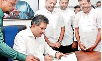 Sri Lanka News for UNP appoints its first CEO