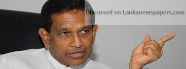 Sri Lanka News for Rajitha refutes media reports on RAW plot