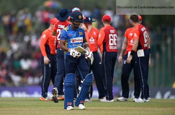 Sri Lanka News for Eoin Morgan guides chase in shortened game as England go 2-0 up