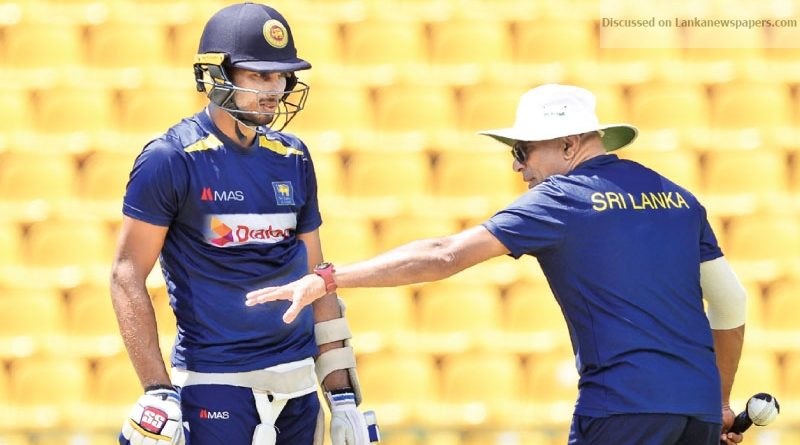Sri Lanka News for Lanka's wobbly batting suffers a setback – injured Kusal Perera ruled out