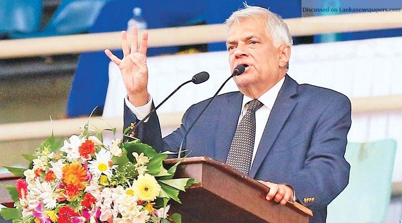 Sri Lanka News for PM promises 500 sports centers islandwide