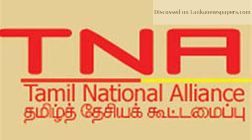 Sri Lanka News for TNA to support no-confidence motion against Mahinda's govt