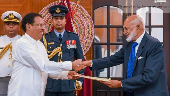 Sri Lanka News for A.H.M. Fowzie appointed as State Minister