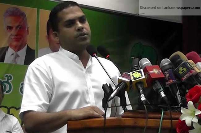 1543169417 I will not contest again if there is no change in UNP Harin B in sri lankan news
