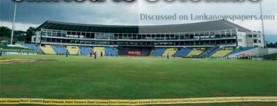 Sri Lanka News for England's Pallekele Test could be shifted to Colombo