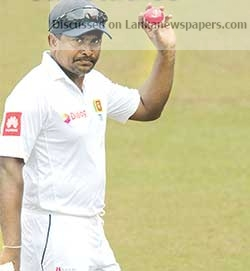 Sri Lanka News for Never neglect your studies Herath's advice to youngsters