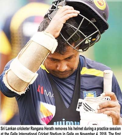Sri Lanka News for Rain could spoil Herath's party