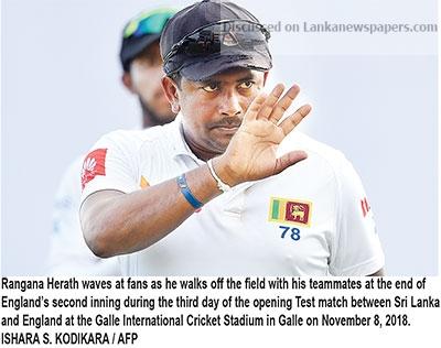 Sri Lanka News for Daunting task for Sri Lanka to save Galle Test