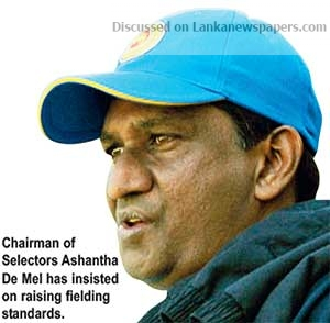 Sri Lanka News for New selection committee insists on fielding excellence