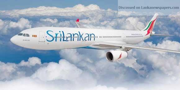 SriLankan Airlines in sri lankan news