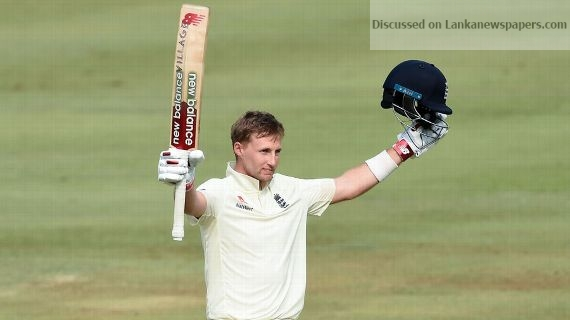 Sri Lanka News for Brilliant but a bit bonkers: How Joe Root's rollicking hundred marks the end of England's history