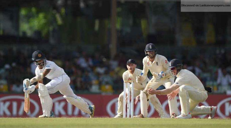 Sri Lanka News for Rashid, Stokes send Sri Lanka crumbling after tea