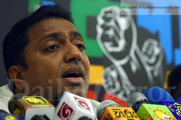 Sri Lanka News for UNP to hold series of protests and death fast