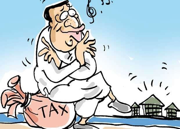Sri Lanka News for Tax dodger carries on regardless