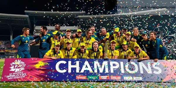 Sri Lanka News for Australia ease to fourth WT20 title