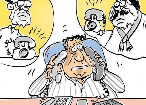Sri Lanka News for His garrulity is a congenital abnormality