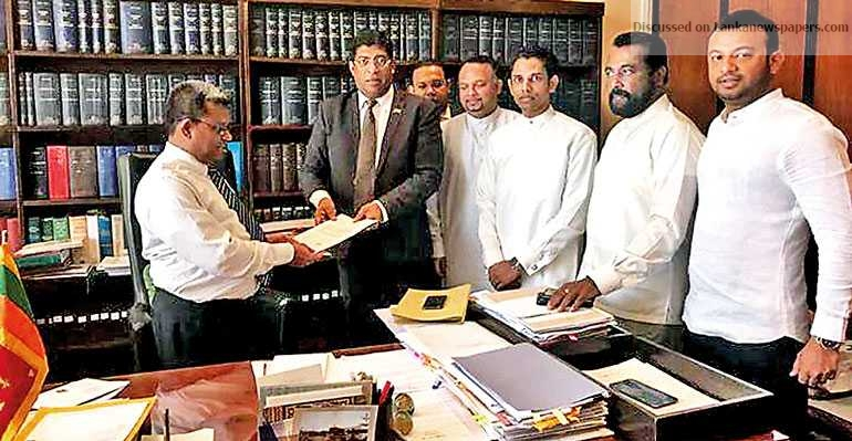 Sri Lanka News for UNP moves to limit public funds to PM