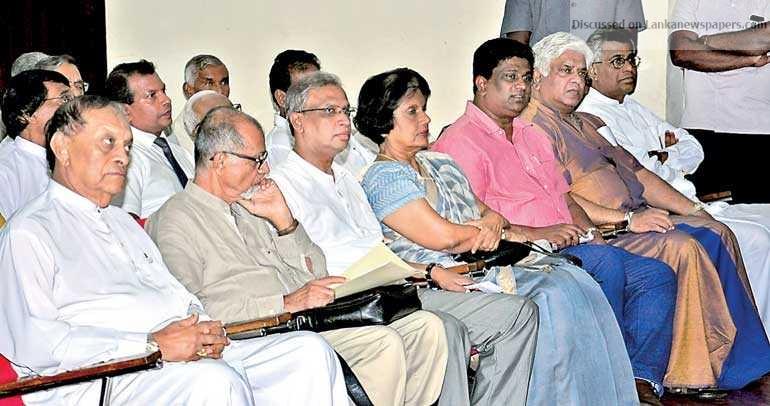 Sri Lanka News for Yahapalanaya founder apologises to nation