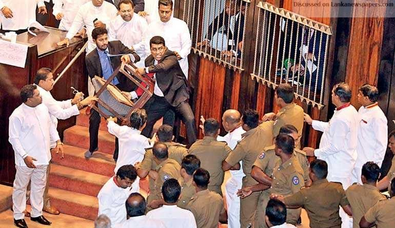 Sri Lanka News for House passes second no confidence motion on MR