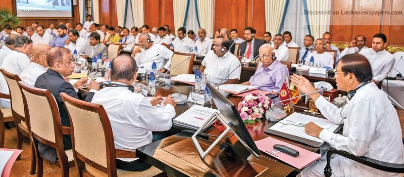 Sri Lanka News for President lauds N/E Development Task Force progress