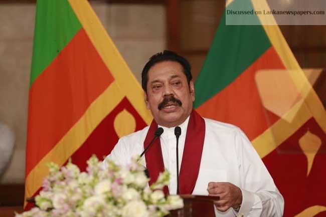 Sri Lanka News for Mahinda Rajapaksa resigns as PM
