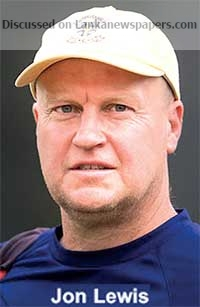 Sri Lanka News for SLC axe Samaraweera appoint Lewis as Batting Coach