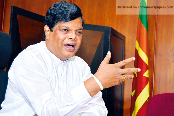Sri Lanka News for Concessions hampered due to stay order: Bandula
