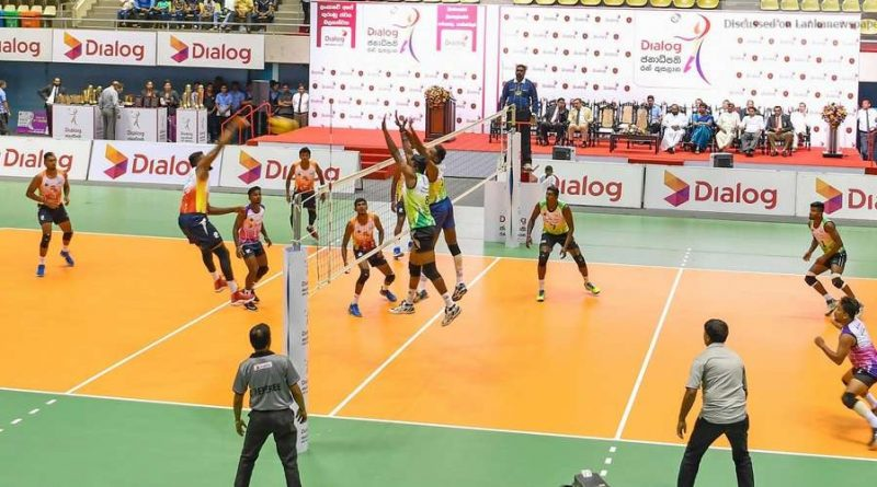 Sri Lanka News for Dialog President's Gold Cup VB finals on Dec 15