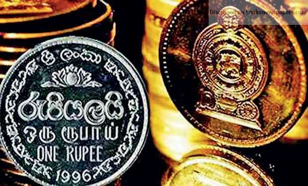 Sri Lanka News for Rupee ends lower on foreign sell-off on uncertainty