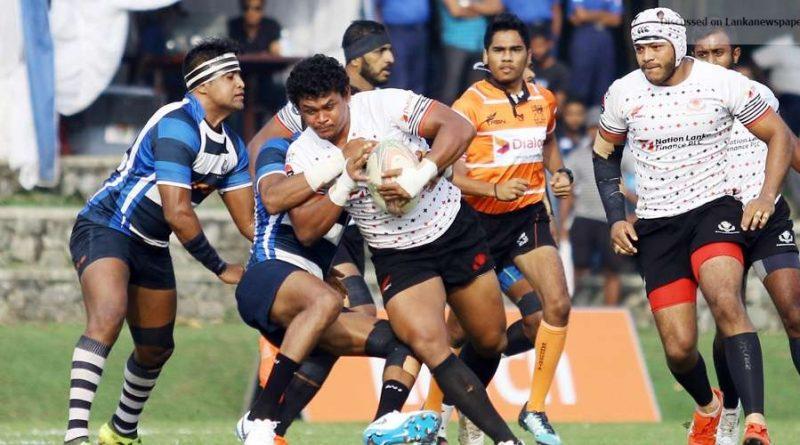 Sri Lanka News for Second half rally hands CH win