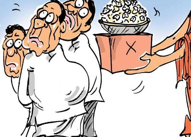 Sri Lanka News for The advent of a common candidate in the offing?