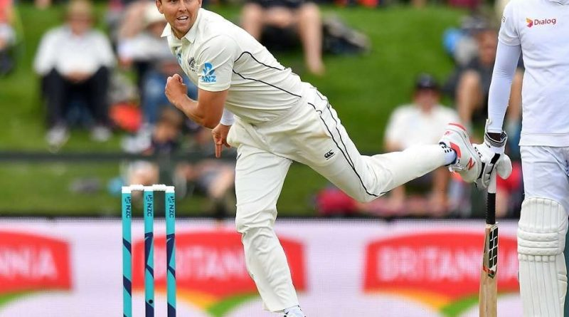 Sri Lanka News for Brilliant Boult 'in the groove' as New Zealand take full control