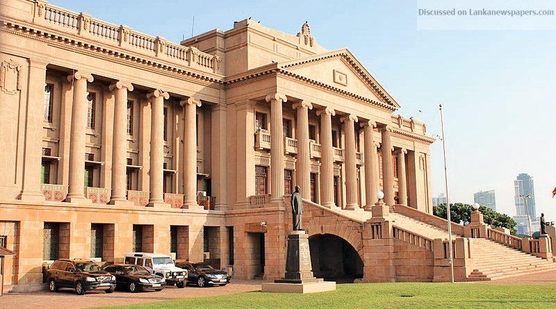 Sri Lanka News for Full list of Cabinet ministers