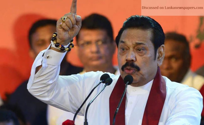 Sri Lanka News for My victories remain in hearts of people – Mahinda