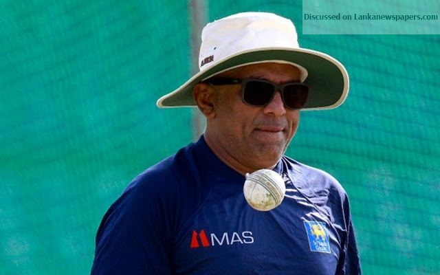 Sri Lanka News for Hathurusingha's wings clipped: Won't be involved in team selection