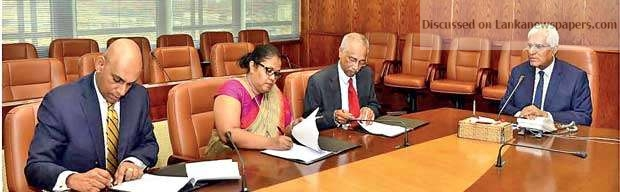 Sri Lanka News for Financial sector regulators sign MoU for consolidated risk-based supervision