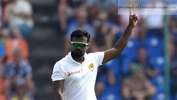 Sri Lanka News for Rear feat for Malinda Pushpakumara – claims all 10 second innings wickets for 37