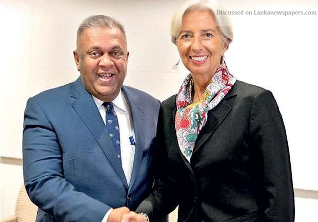 Sri Lanka News for IMF to send team here next month to resume loan talks