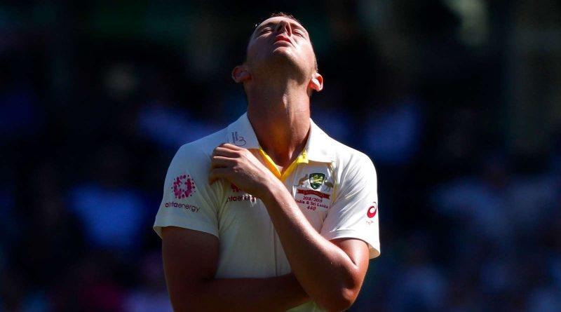 Sri Lanka News for Hazlewood ruled out of Sri Lanka Tests