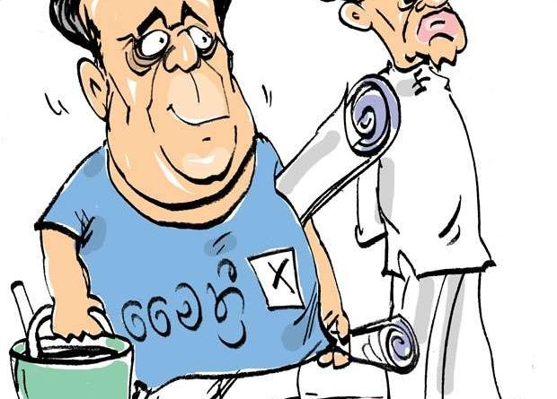 Sri Lanka News for Coming down to brass tacks!