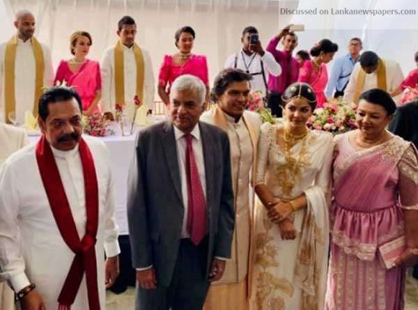 Sri Lanka News for Rohitha weds Tatyana