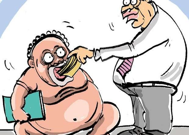Sri Lanka News for Political weight suppresses inquiries into the fraud!