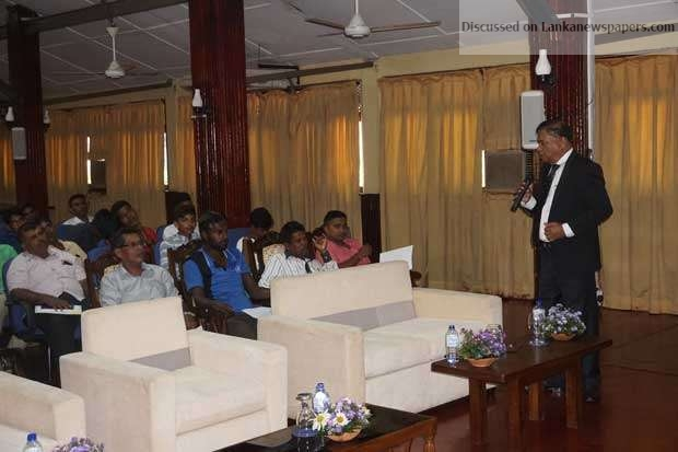 Sri Lanka News for Foundation for Civilian Bravery trains ex award receivers to combat drugs in Sri Lanka
