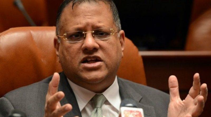 Sri Lanka News for Bloomberg quotes Mahendran on Deutsche Bank alleged money laundering case