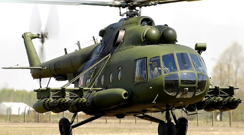 Sri Lanka News for SL to purchase Mi-17s from Russia for UN missions