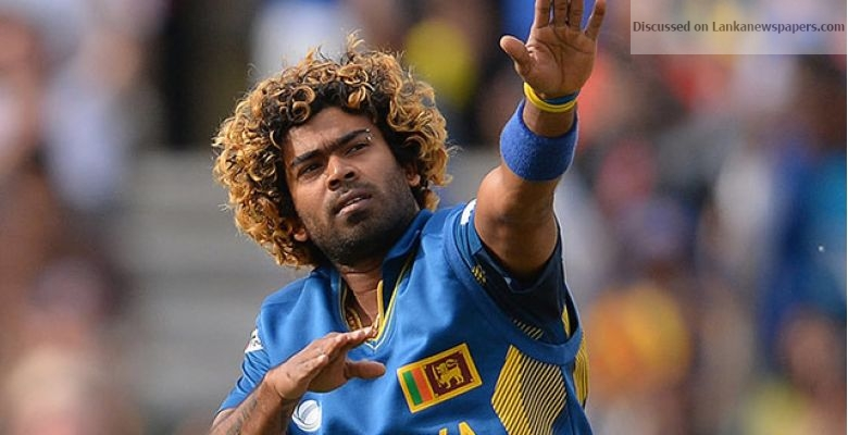 Sri Lanka News for Lasith Malinga on a sticky wicket