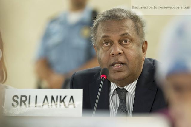 Sri Lanka News for Almost had Obama here in 2016: Mangala
